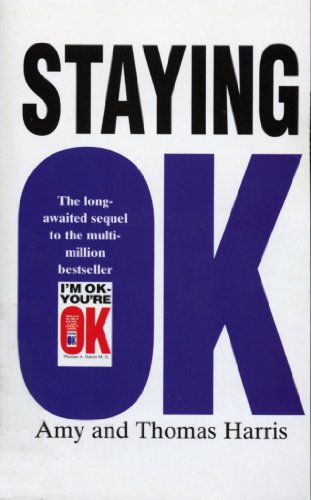 9780099552512: Staying Ok