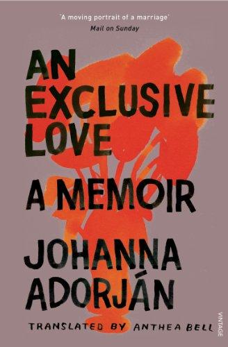 9780099552673: An Exclusive Love: A Memoir