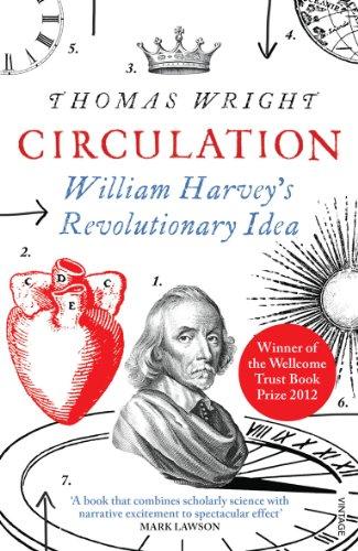 9780099552697: Circulation: William Harvey?s Revolutionary Idea