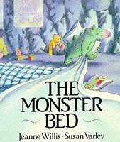 9780099553205: The Monster Bed (Red Fox Picture Books)