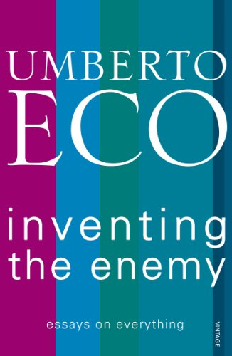 9780099553946: Inventing the Enemy