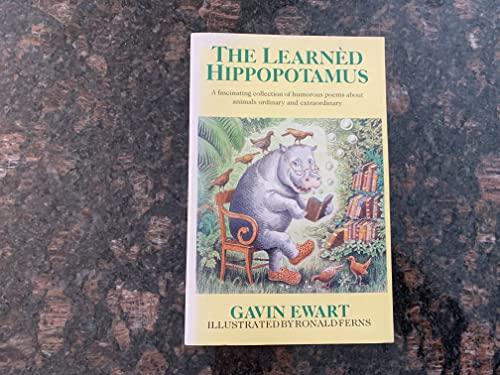 9780099554103: Learned Hippopotamus