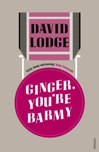 Ginger, You're Barmy: Lodge, David