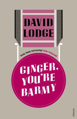 9780099554134: Ginger, You're Barmy