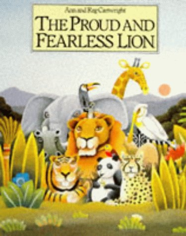 The Proud and Fearless Lion (Red Fox: Cartwright, Ann and