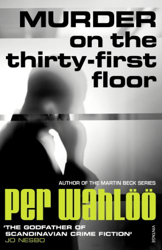 9780099554769: Murder on the Thirty-First Floor. by Per Wahloo