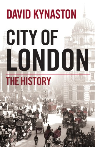 9780099554820: City of London: The History