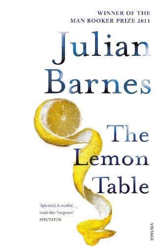 9780099554998: The Lemon Table