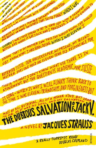 9780099555070: The Dubious Salvation of Jack V.
