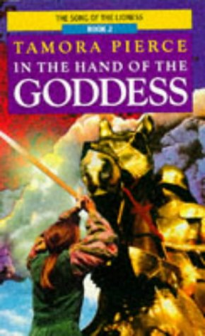 9780099555605: In the Hand of the Goddess (Red Fox Older Fiction)