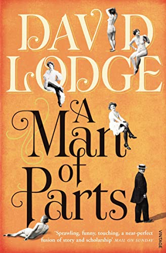 9780099556084: A Man of Parts (Vintage)