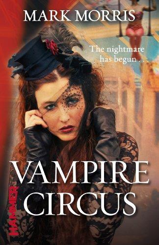 Vampire Circus (0099556278) by Morris, Mark