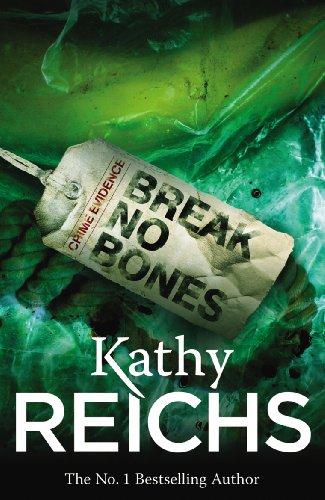 9780099556589: Break No Bones: (Temperance Brennan 9)