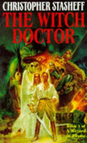 9780099557012: Witch Doctor (Wizard in Rhyme)