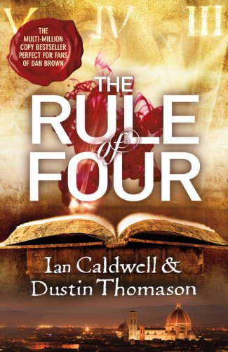 9780099557487: The Rule Of Four