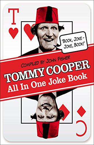 9780099557661: Tommy Cooper All In One Joke Book: Book Joke, Joke Book
