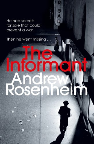 9780099557920: The Informant