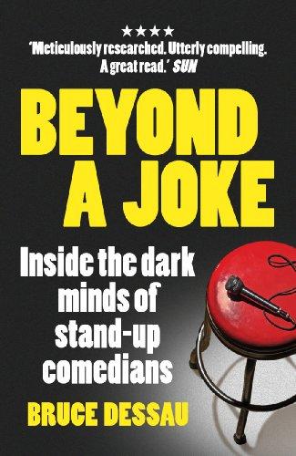 9780099558279: Beyond a Joke: Inside the Dark Minds of Stand-Up Comedians