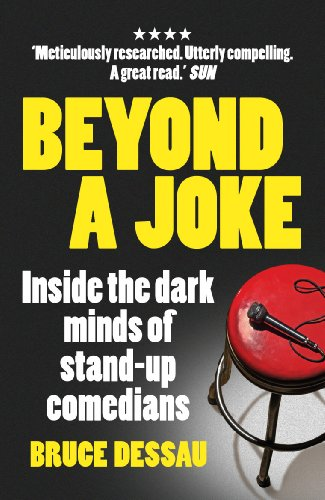 9780099558279: Beyond a Joke: Inside the Dark World of Stand-Up Comedy