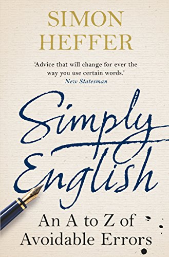 9780099558460: Simply English: An A-Z of Avoidable Errors