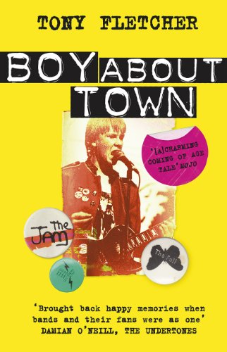 Boy About Town (Paperback)
