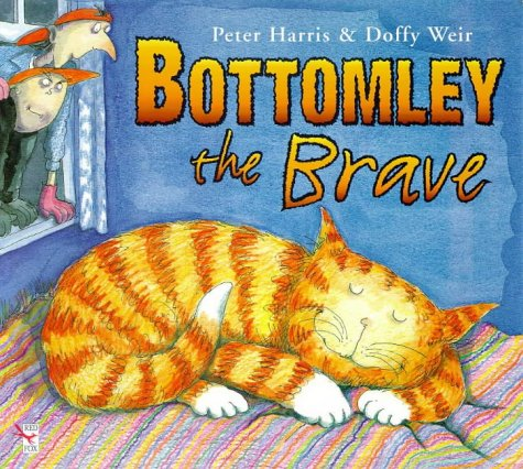 9780099558613: Bottomley the Brave (Red Fox picture books)