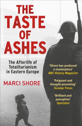 9780099558989: The Taste of Ashes