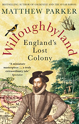 9780099559399: Willoughbyland: England's Lost Colony