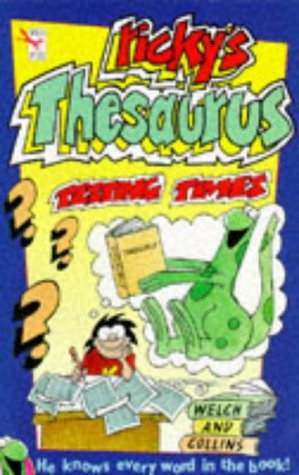 9780099559610: Roger's Thesaurus: Testing Times (Ricky's Thesaurus)