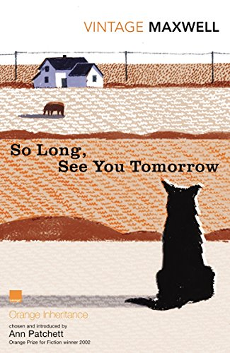 9780099560661: So Long, See You Tomorrow