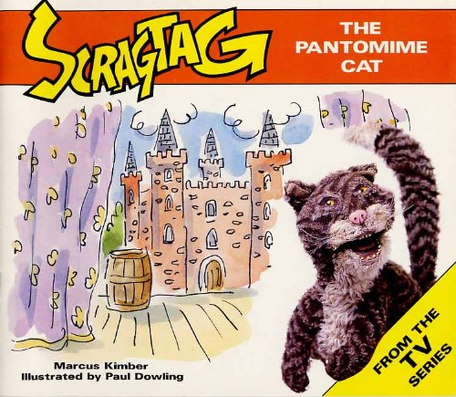9780099561200: Scragtag the Pantomime Cat