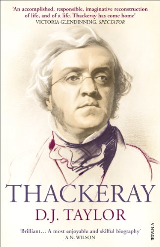 9780099563259: Thackeray