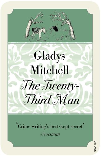 The Twenty-Third Man: Gladys Mitchell
