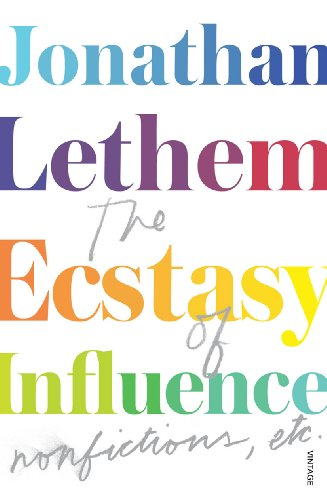 9780099563433: The Ecstasy of Influence: Nonfictions, etc.