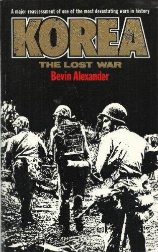 9780099565208: Korea: The Lost War