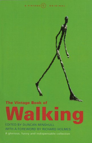 9780099565246: The Vintage Book Of Walking