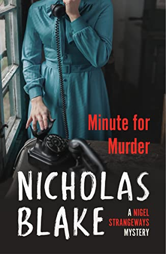 9780099565574: Minute for Murder