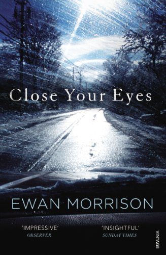 9780099565758: Close Your Eyes
