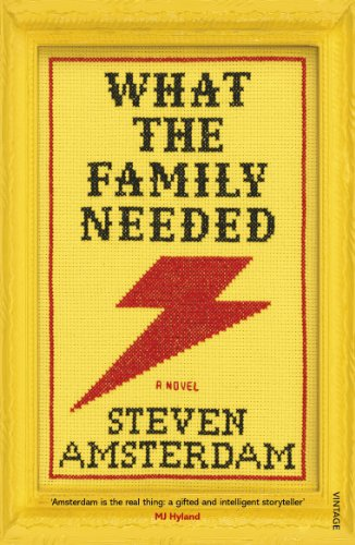9780099565932: What the Family Needed