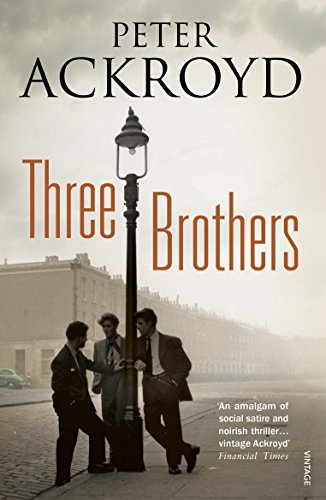 9780099566038: Three Brothers: A Novel