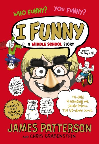 9780099567431: I Funny: A Middle School Story