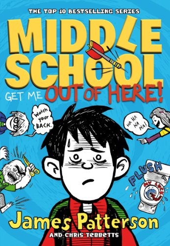 9780099567530: Middle School: Get Me Out of Here!: (Middle School 2)