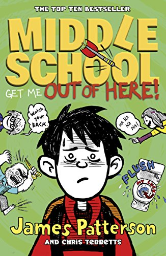 9780099567547: Middle School: Get Me Out of Here!: (Middle School 2)