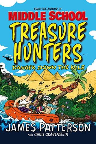 9780099567639: Treasure Hunters: Danger Down the Nile