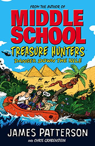 9780099567653: Treasure Hunters: Danger Down the Nile