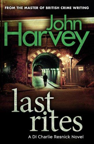 Last Rites: (Resnick 10): Harvey, John