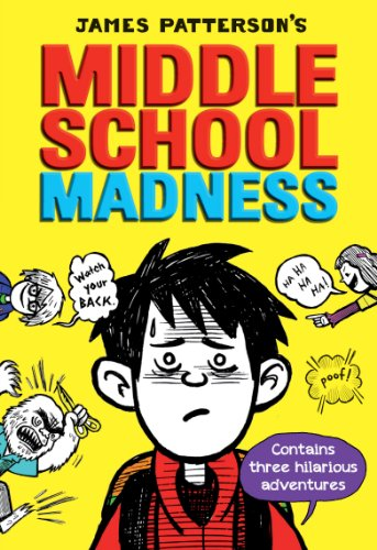 9780099568124: Middle School Madness Pack (Middle School Series)