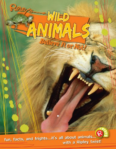 9780099568162: Wild Animals (Ripley's Believe it or Not!)