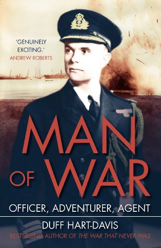 9780099568667: Man of War