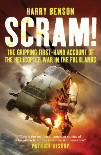 9780099568827: Scram!: The Gripping First-Hand Account of the Helicopter War in the Falklands